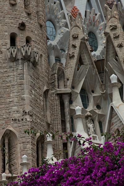 Sagrada Família, Marnie shot