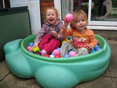 Sophie visit 20100911