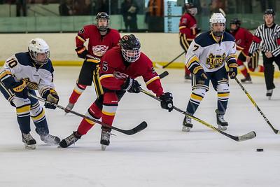 St Albert Sharks vs Calgary Fire Red