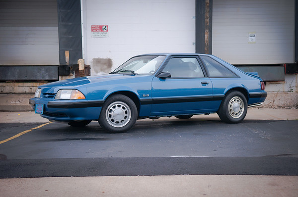 1989 Mustang 46K Mile Survivor