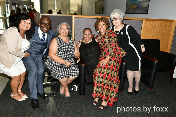 Tournament Of Roses Reception Geraald Freeney 09.09. 2018