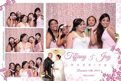 Jay & Tiffany's Wedding (Mini Open Air Photo Booth)