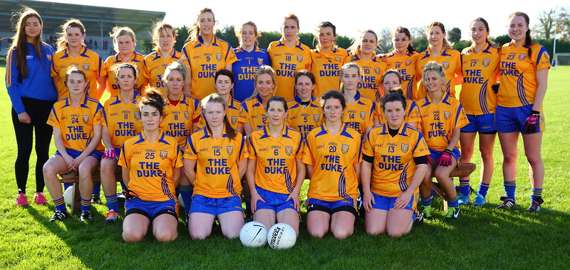 Na Fianna Snr Ladies Football vs Sarsfields 021114