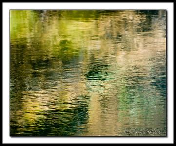Putah Creek and Lake Solano