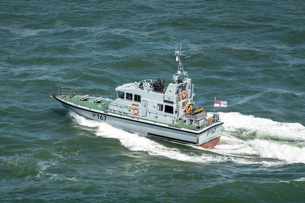 P2000 Archer Class Patrol Boats