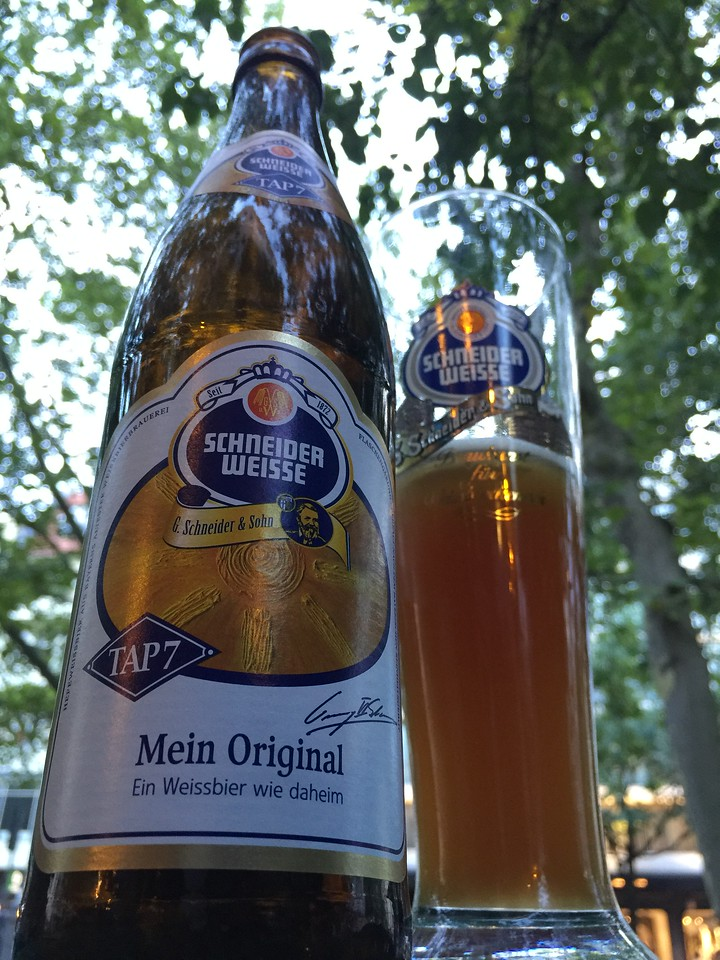 The Wonderful Scheiderweisse - Der Schneiderweisse