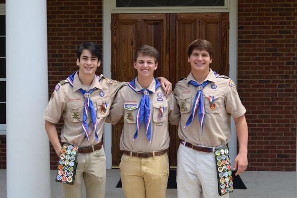 Sr. Eagle Scouts