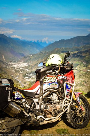 Backroads of Ecuador Tour March 2018