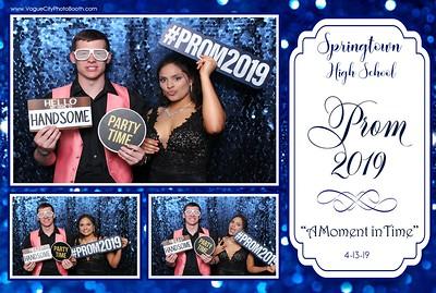 Springtown High School Prom 2019