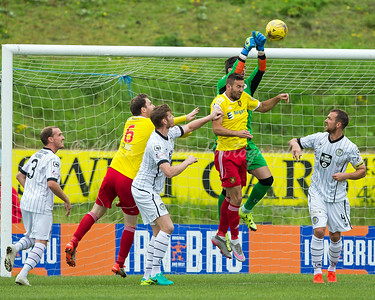 Albion Rovers v St Mirren
