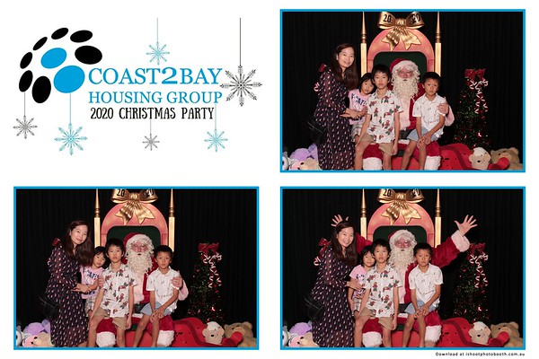 Coast2Bay Christmas Party