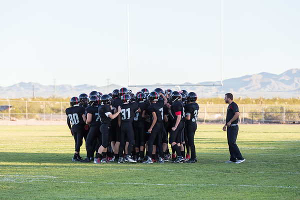 EHS JV RAVENS VS CATALINA FOOTHILLS