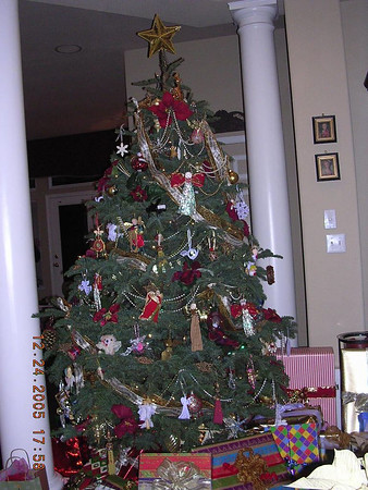 Christmas Eve at Ron & Lori's 2005
