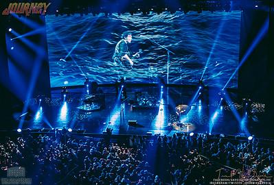 Journey - The Colosseum - Las Vegas, NV 12.28.19