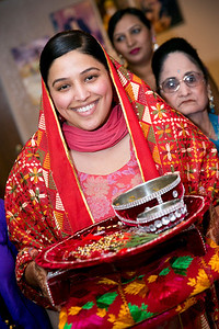 Mayan Bride Side