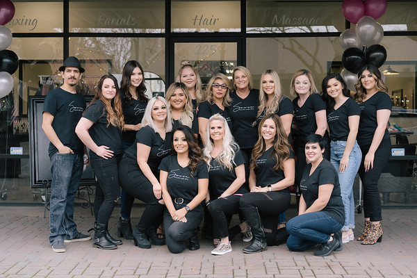 SwoonSalon Grand Opening