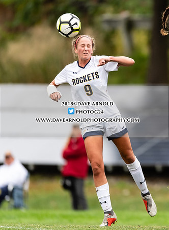 10/8/2018 - Girls Varsity Soccer - Wellesley vs Needham