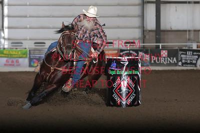 thur sponsorship race 2nd barrel