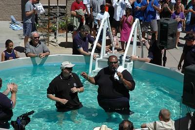 Baptism - May 22, 2005