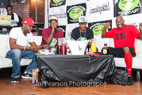 Smokin & Jokin the Podcast with Michael Keith of 112, Toyko Jetz and The Products of the American Ghetto takeover