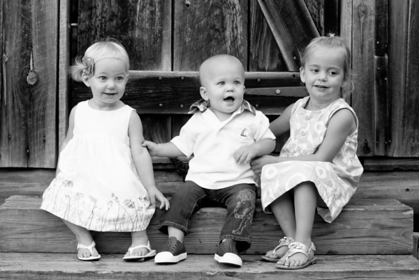 Byrne Family 2011-2
