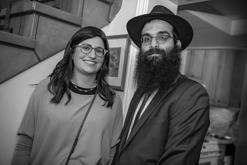Zalmy and Musia L'Chaim LA268.JPG