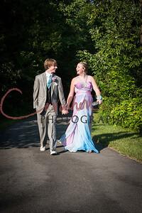 Prom: Jenna and Jake
