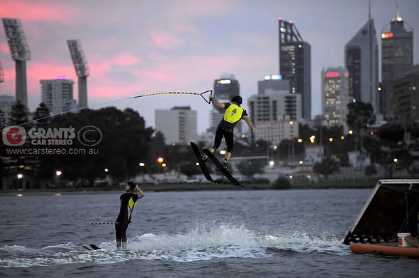 Perth Night Jump 2013