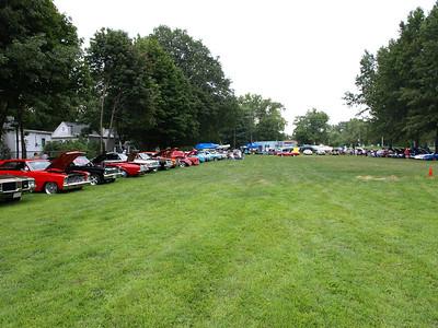 Mentor Beach Park 18th Annual Labor Day Car Show