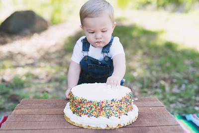 Eli Cake Smash