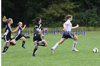 Girls Soccer / Perkins