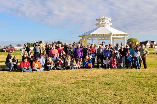 Davis Family Reunion 11-10-13