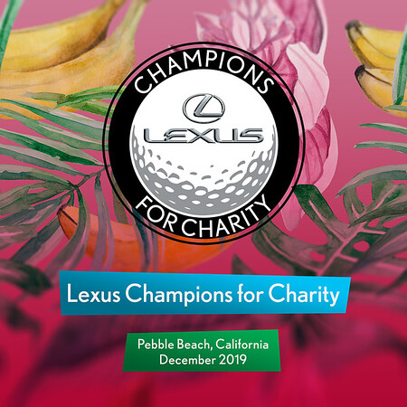 Lexus Champions of Charity 2019