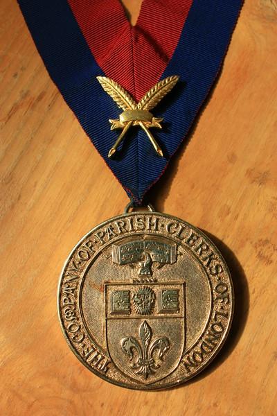 28 Clerk's Badge 1974