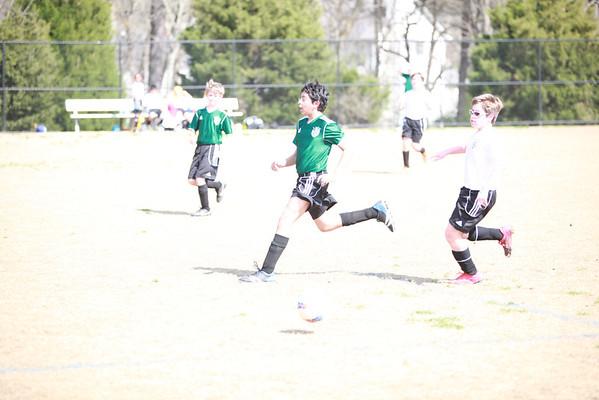 Dacula Soccer 03 17 12