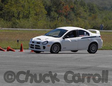 SCCA-CPR - Autocross,   Sunday,  September 16,2007