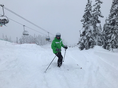 iPhone photos on and off the slopes, Whistler, British Columbia, Canada