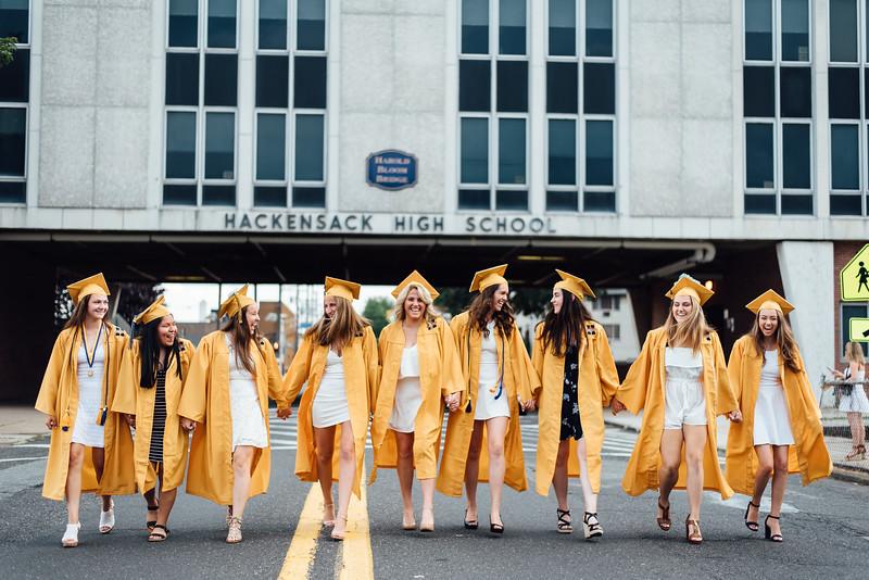 Hackensack HS Graduation