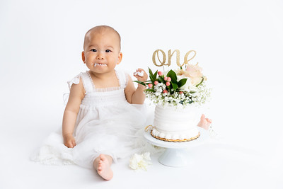 Lena Y 1 Year
