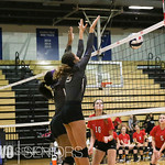 NHHS vs JHHS Volleyball | 09-21-2017