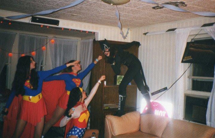 sexy superhero costumes