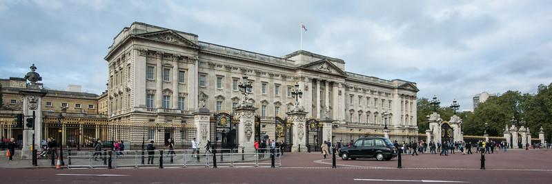 Tuesday, September 27 - Buckingham Palace