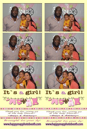 Evelyn`s Baby Shower