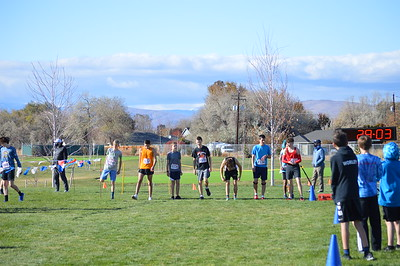 2020 Yakima XC Series #3 - 4k Boys U19 (6) HIGH SCHOOL