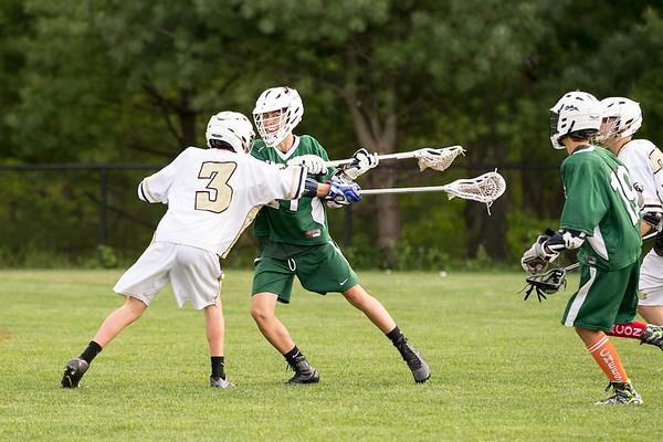 NMHS Freshmen @ Joel Barlow (L10-8)
