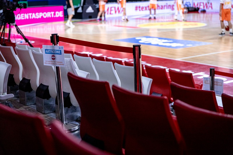 easyCredit BBL - FINAL-Turnier 2020: Fraport Skyliners Frankfurt-Rasta Vechta