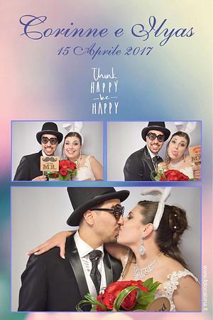 Matrimonio con Photobooth e Fotocabina - Ilyas e Corinne - 15 Aprile 2017