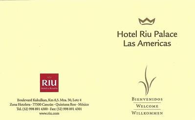 2006 Cancun_Riu Palace