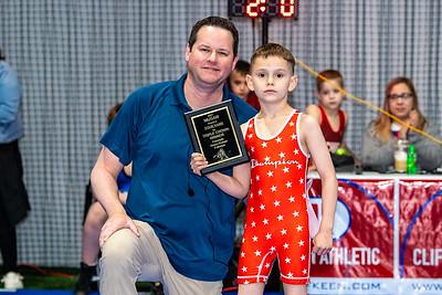 Triple Crowns - Michigan USA Wrestling State Tournament - 5/08/21