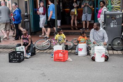 New Orleans Street Life